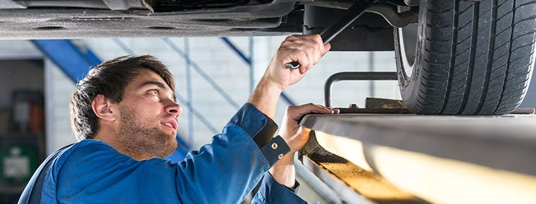Mechanical service and repair