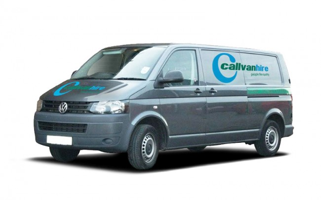 Large VW Transporter Van Hire