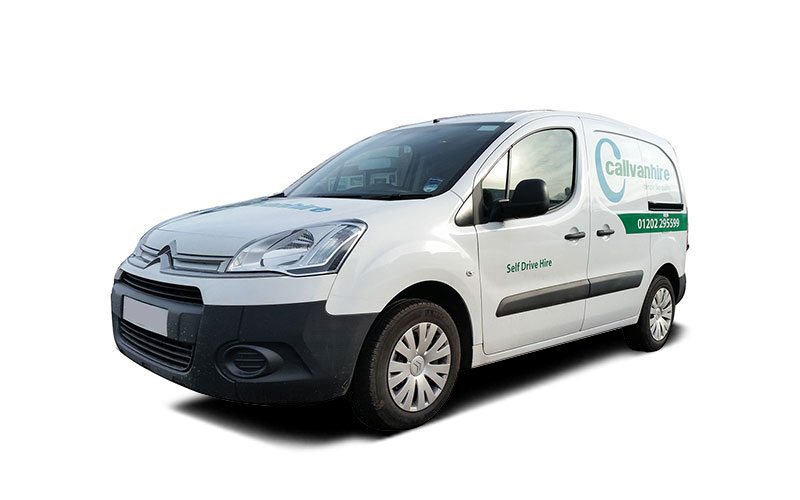 hire a Citroen berlingo