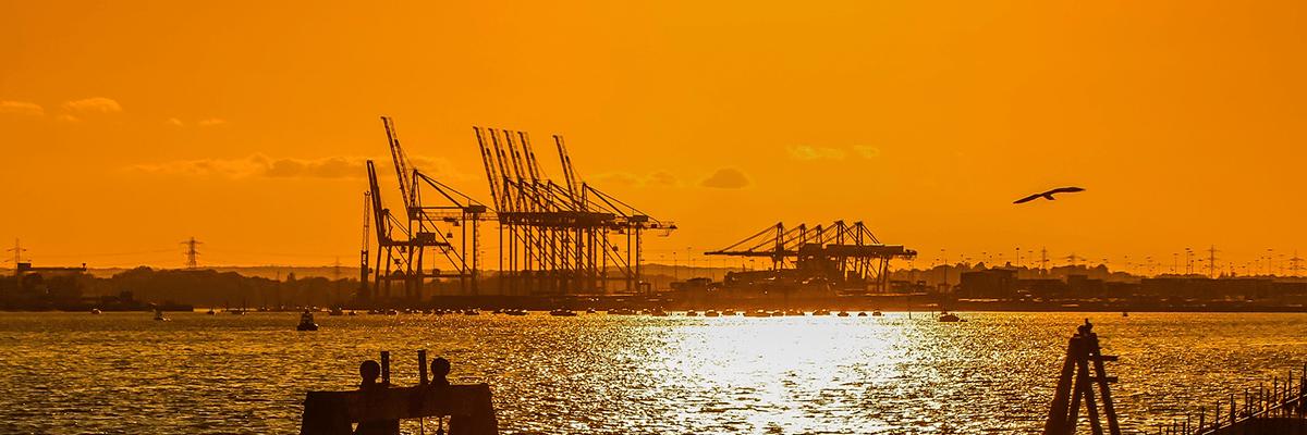 Van Hire Southampton Docks